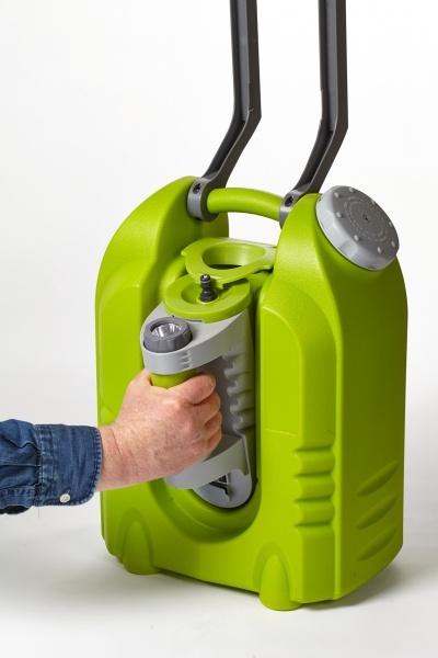Aqua2Go Aqua2Go Pro Mobile højtryksrenser