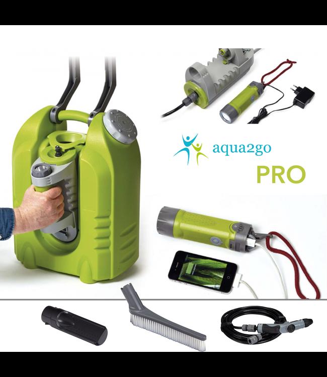 Aqua2Go Pro GD86 Mobile højtryksrenser