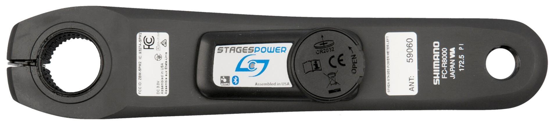 Stages Stages R8000 Ultegra Gen 3 Powermeter