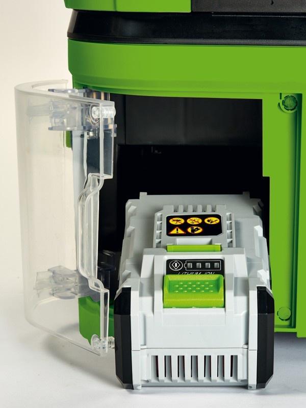 Aqua2Go Aqua2go Højtryksrenser Kross med batteri