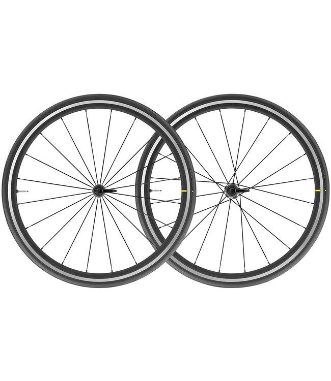 Mavic Cosmic Elite UST Fælgebremse 2021 Hjulsæt inkl. Dæk