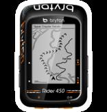 Bryton Bryton Rider 450 H Cykelcomputer inkl. Puls Bælte