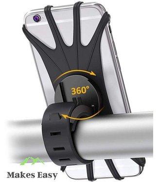 Makes Easy Makes Easy - Telefonholder til Cykelen