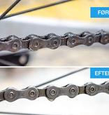 Makes Easy Kæderenser inkl. børster Road Bike og MTB