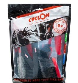 Cyclon Cyclon børste sæt - 6 pakke