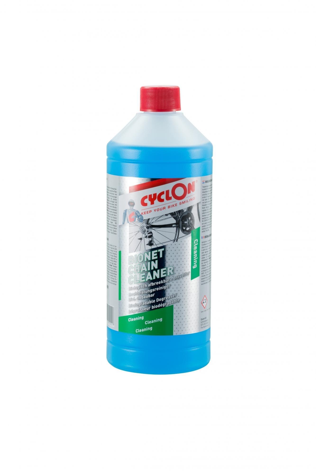 Cyclon Cyclon Bionet Chain Cleaner 1000 ml affedtningsmiddel