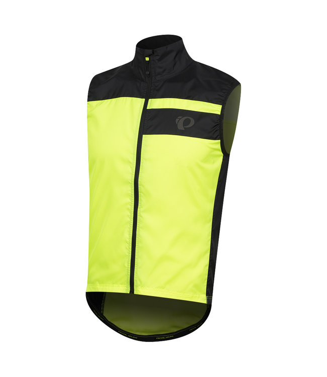 PEARL iZUMi Pearl Izumi Elite Escape Wind Vest Highlight Yellow