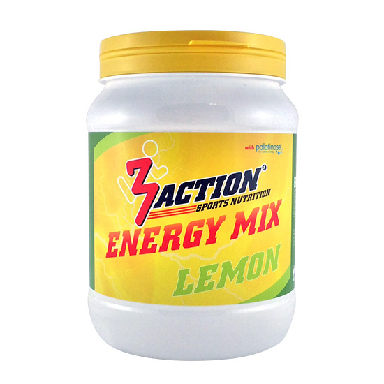 3Action 3Action Energy Mix Lemon 500g / 1kg