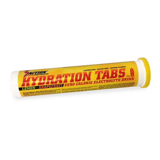3Action 3Action Hydration Tabs Rør