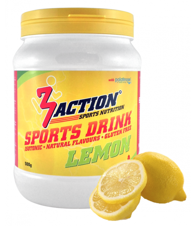 3Action 3Action Sport Drink 500g / 1kg