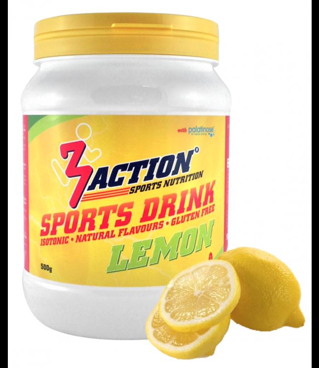 3Action Sport Drink 500g / 1kg