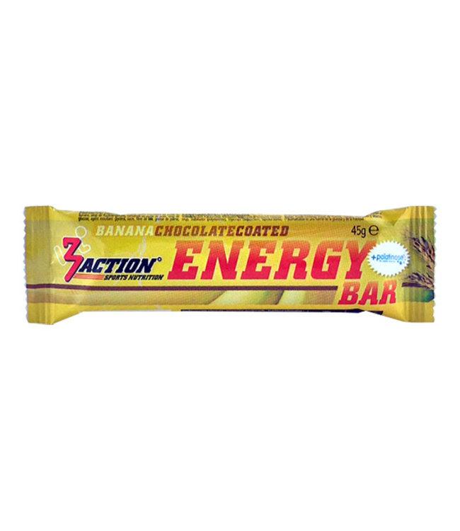 3Action Energy Banana Bar