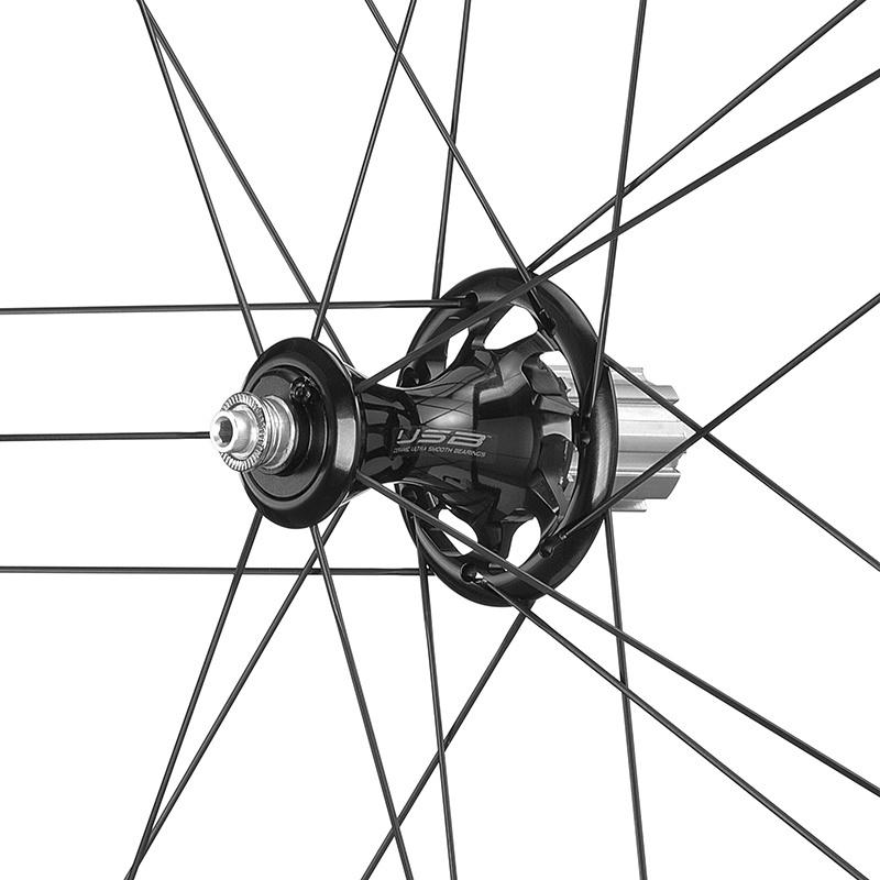 Campagnolo Campagnolo Bora WTO 45 Rimbrake Carbon Hjulsæt