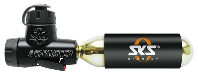 SKS Airbuster Co2 Pumpe