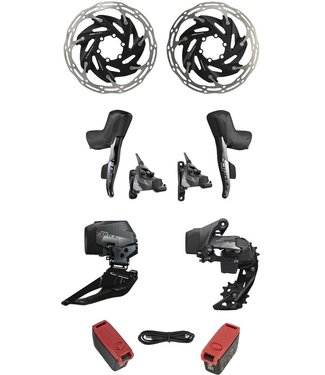 SRAM Sram Force eTap AXS Disc 2x12 Upgrade Kit Geargruppe