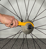 Makes Easy Luksus cykelrensebørste sæt med 8 stk. inkl. kæderenser