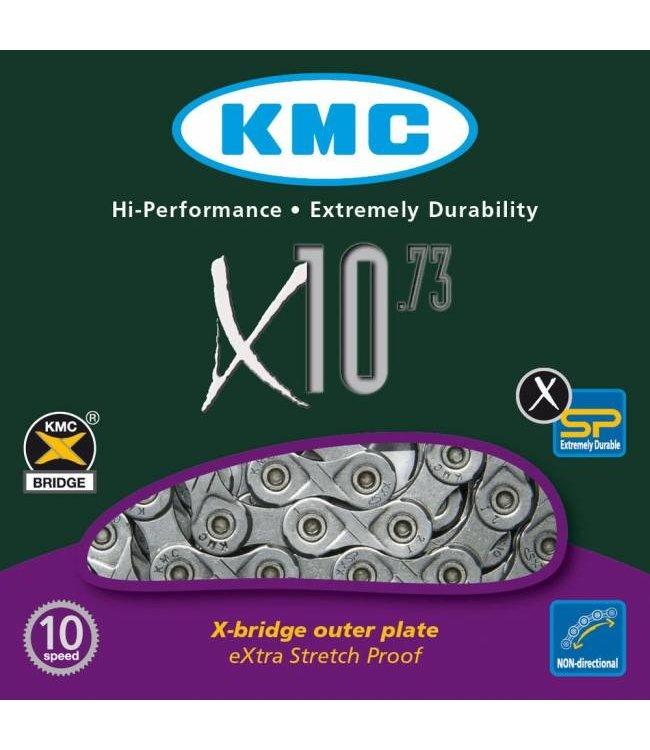 KMC X10-73 Silver Kæde