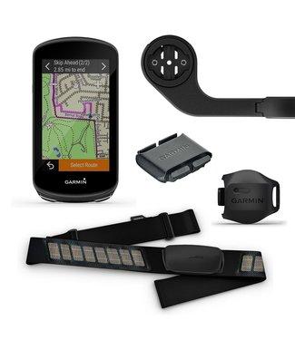 Garmin Edge 1030 Plus Bundel GPS Cykelcomputer