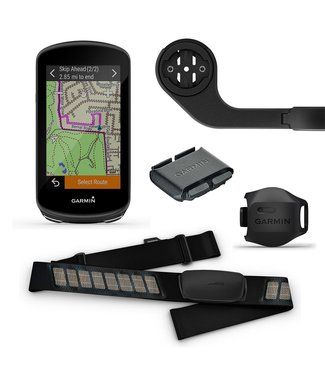 Garmin Edge 1030 Plus Bundel GPS Cykelcomputer
