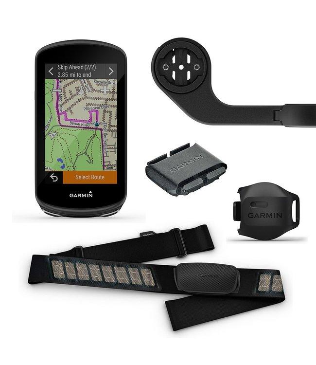 Garmin Garmin Edge 1030 Plus Bundel GPS Cykelcomputer