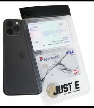 Just-E Just-E Smartphone Sport Cover | Vandtæt telefonetui | Cykling | Løb