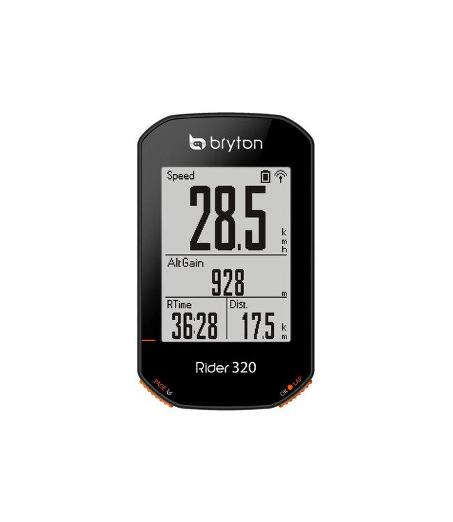 Bryton Rider 320 E Basis Cykelcomputer