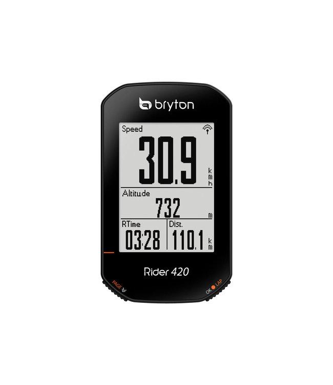 Bryton Rider 420 E Basis Cykelcomputer