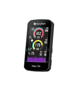 Bryton Rider 750 T / Total cykelcomputer