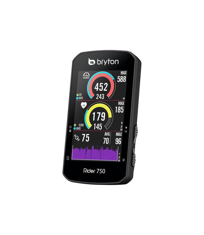 Bryton Bryton Rider 750 T / Total cykelcomputer