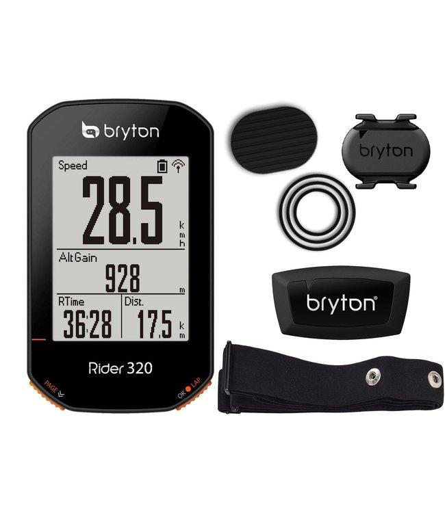 Bryton Bryton Rider 320 T / Total cykelcomputer