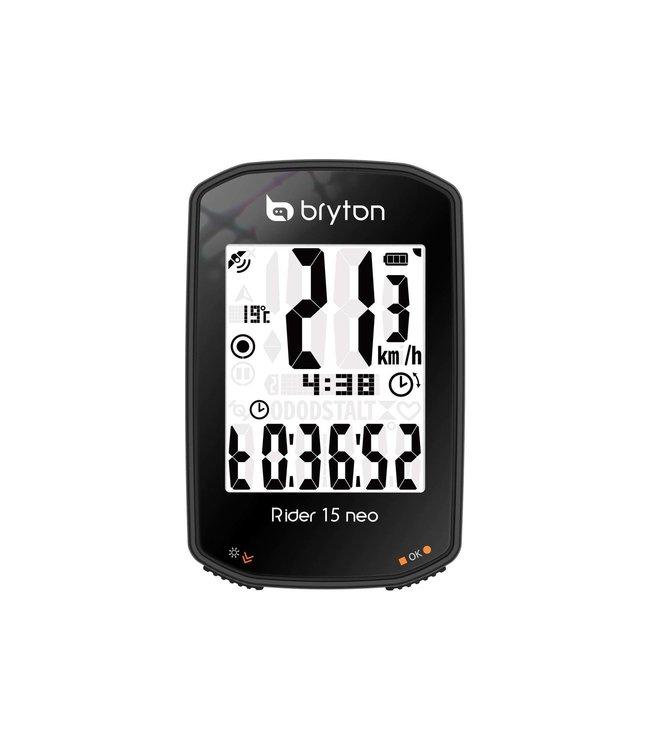 Bryton Rider 15 Neo E cykelcomputer
