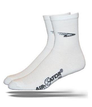 De Feet De Feet Aireator D-Logo Hi-Top Sportsstrømper