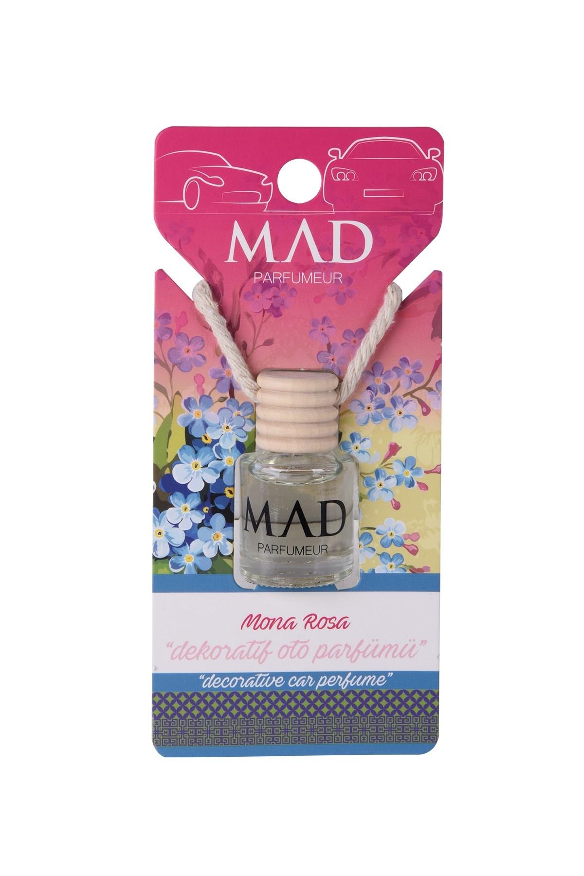 Mona Rosa Auto parfum 8ml