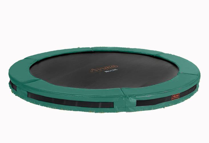 Avyna Avyna Pro-Line InGround trampoline 430cm Groen