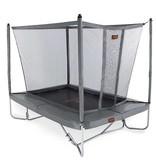 Avyna Avyna Pro-Line trampoline 275x190cm Grijs COMBI
