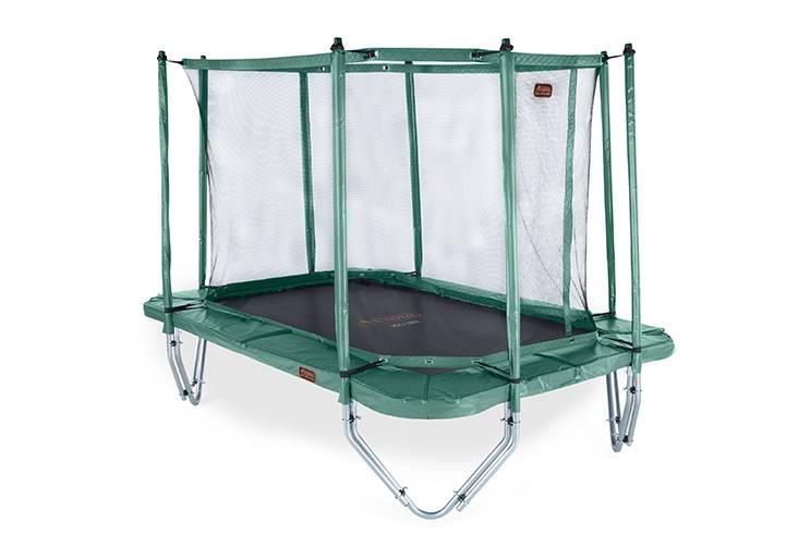 Avyna Avyna Pro-Line trampoline 380x255cm Groen COMBI