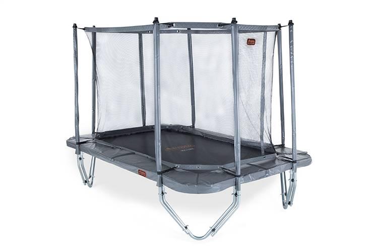 Avyna Avyna Pro-Line trampoline 380x255cm Grijs COMBI