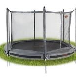 Avyna Avyna Pro-Line InGround trampoline 365cm Grijs COMBI
