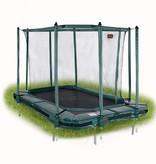 Avyna Avyna Pro-Line InGround trampoline 340x240cm Groen COMBI
