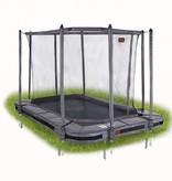 Avyna Avyna Pro-Line InGround trampoline 340x240cm Grijs COMBI