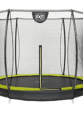 Exit Toys Exit Toys Silhouette Ground 244cm lime + Safetynet