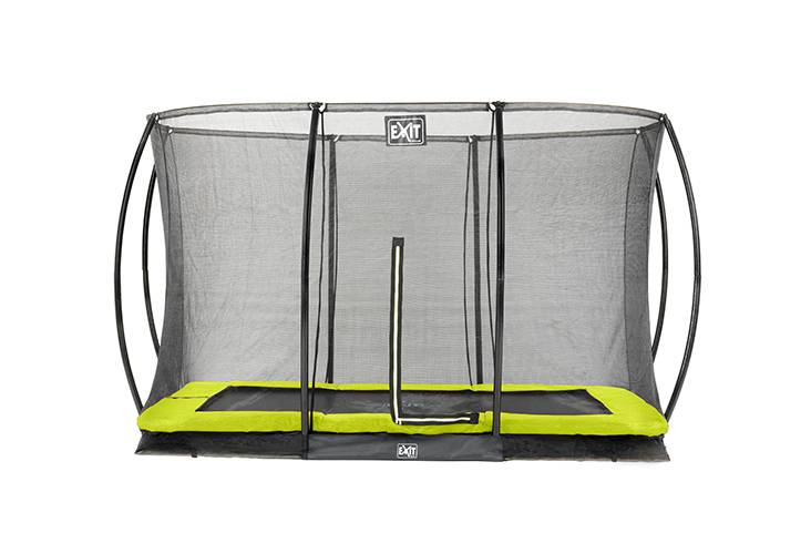 Exit Toys Exit Toys Silhouette Ground 214x305cm lime + Safetynet