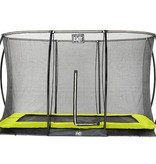 Exit Toys Exit Toys Silhouette Ground 244x366cm lime + Safetynet