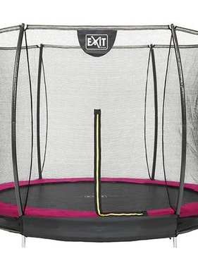 Exit Toys Exit Toys Silhouette Ground 244cm pink + Safetynet