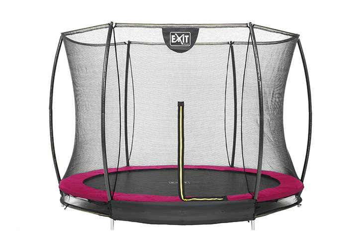 Exit Toys Exit Toys Silhouette Ground 305cm pink + Safetynet