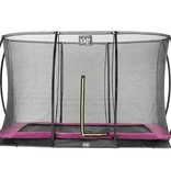 Exit Toys Exit Toys Silhouette Ground 214x305cm pink + Safetynet