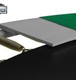 BERG Toys  BERG InGround Favorit 380 groen + Safetynet