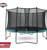 BERG Toys  BERG Champion 380 groen + Safetynet Comfort