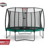 BERG Toys  BERG Champion 270 groen + Safetynet Deluxe