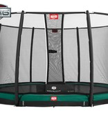 BERG Toys  BERG InGround Champion 430 groen + Safetynet Deluxe